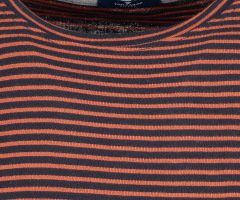 Tom Tailor T-Shirt gemu[knitted navy] 10386020010/6800